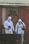 The scene of the shooting in Ardee Co Louth..Picture Fran Caffrey/www.newsfile.ie.
