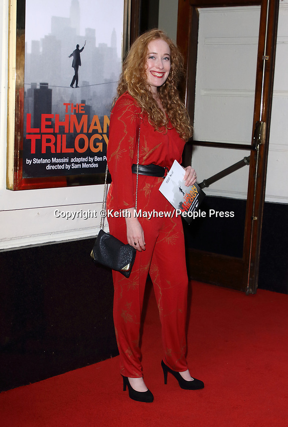 The Lehman Trilogy Press Night at the Piccadilly Theatre, Denman Street, London on May 22nd 2019<br /> <br /> Photo by Keith Mayhew