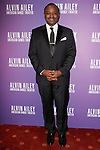 """Robert Battle - Alvin Ailey American Dance Theater Artistic Director arrives at the Alvin Ailey American Dance Theater """"Modern American Songbook"""" opening night gala benefit at the New York City Center on November 29, 2017."""