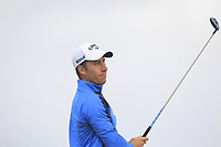 Nino Bertasio (ITA) on the 2nd tee during Round 1 of the Dubai Duty Free Irish Open at Ballyliffin Golf Club, Donegal on Thursday 5th July 2018.<br /> Picture:  Thos Caffrey / Golffile