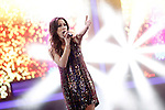 Singer Malu during the gala of '40 Principales Awards 2013'.December 12,2013. (ALTERPHOTOS/Acero)
