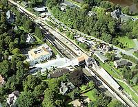Deutschland, Schleswig- Holstein, Aumühle Bahnhof, Bahnhof, Deutsche Bahn