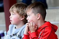 YoungFleetwood Town fans look on<br /> <br /> Photographer Richard Martin-Roberts/CameraSport<br /> <br /> The EFL Sky Bet League One - Fleetwood Town v Shrewsbury Town - Saturday 13th October 2018 - Highbury Stadium - Fleetwood<br /> <br /> World Copyright &not;&copy; 2018 CameraSport. All rights reserved. 43 Linden Ave. Countesthorpe. Leicester. England. LE8 5PG - Tel: +44 (0) 116 277 4147 - admin@camerasport.com - www.camerasport.com