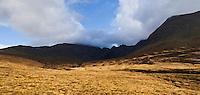 Black Cuillins, Coire na Creiche, Glenbrittle, Isle of Skye, Scotland
