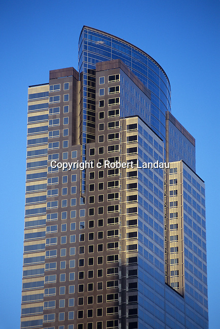 High rise building in downtown Los Angeles