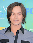 Tyler Blackburn at The Fox 2011 Teen Choice Awards held at Gibson Ampitheatre in Universal City, California on August 07,2010                                                                               © 2011 Hollywood Press Agency