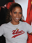 Holly Robinson Peete arriving to the Los Angeles premiere for High School Musical 3 Senior Year, held at the Galen Center Los Angeles, Ca. October 16, 2008. Fitzroy Barrett