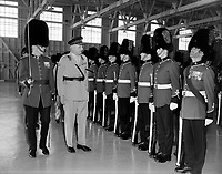 Le General Sir Hugh Charles Stockwell<br /> , 2 juin 1962<br /> <br /> Photographe : Photo Moderne