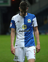 Blackburn Rovers Sam Hart at the end of todays match<br /> <br /> Photographer Rachel Holborn/CameraSport<br /> <br /> EFL Checkatrade Trophy - Northern Section Group C - Blackburn Rovers v Bury - Tuesday 3rd October 2017 - Ewood Park - Blackburn<br />  <br /> World Copyright &copy; 2018 CameraSport. All rights reserved. 43 Linden Ave. Countesthorpe. Leicester. England. LE8 5PG - Tel: +44 (0) 116 277 4147 - admin@camerasport.com - www.camerasport.com