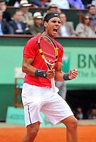 Rafael NADAL - 10.06.2012 - Finale - Roland Garros 2012.