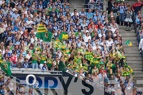 Kerry v  Dublin in the Bank of Ireland All Ireland Championship Semi Final at Croke Park on Sunday.