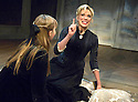 A Little Night Music,Music and Lyrics by Stephen Sondheim,Book by Hugh Wheeler, directed by Trevor Nunn. With Hannah Waddington as Desiree,Grace Link as Fredrika Armfeldt.Opens at The Mernier Chocolate Factory Theatre on 3/12/08. CREDIT Geraint Lewis