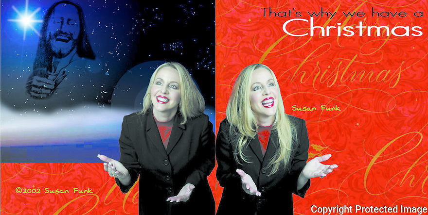 Susan Funk CD Cover
