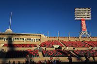 Gadas del Estadio Héroe de Nacozari, durante entrenamiento de CimarronesFC. Ascenso2017<br /> ©Photo: LuisGutierrez/NortePhoto.com