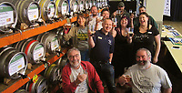 BNPS.co.uk (01202 558833)<br /> Pic: BNPS<br /> <br /> OktoberFarce...<br /> <br /> Drinkers were left fuming when a real ale festival ran out of beer.<br /> <br /> Sheepish organisers of the £11.50-a-head Octoberfest had to tell punters they had been drunk dry at 8.30pm - three hours before the event was due to end.<br /> <br /> The West Dorset branch of the Campaign for Real Ale (CAMRA) blamed beancounters at national level for not providing enough ale for their festival.