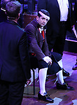 "Tony Yazbeck performing during the MCP Production of ""The Scarlet Pimpernel"" Concert at the David Geffen Hall on February 18, 2019 in New York City."