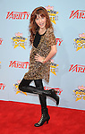 "HOLLYWOOD, CA. - December 05: Bella Thorne arrives at Variety's 3rd annual ""Power of Youth"" event held at Paramount Studios on December 5, 2009 in Los Angeles, California."