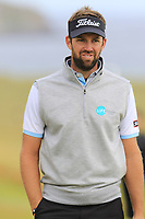 Scott Jamieson (SCO) on the 13th green during Thursday's Round 1 of the 2018 Dubai Duty Free Irish Open, held at Ballyliffin Golf Club, Ireland. 5th July 2018.<br /> Picture: Eoin Clarke | Golffile<br /> <br /> <br /> All photos usage must carry mandatory copyright credit (&copy; Golffile | Eoin Clarke)