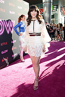 """HOLLYWOOD, CA June 21- Jackie Tohn, At Premiere Of Netflix's """"GLOW"""" at The ArcLight Cinemas Cinerama Dome, California on June 21, 2017. Credit: Faye Sadou/MediaPunch"""