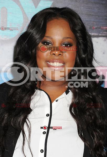 WEST HOLLYWOOD, CA - JULY 23: Amber Riley arrives at the FOX All-Star Party on July 23, 2012 in West Hollywood, California. / NortePhoto.com<br /> <br /> **CREDITO*OBLIGATORIO** *No*Venta*A*Terceros*<br /> *No*Sale*So*third* ***No*Se*Permite*Hacer Archivo***No*Sale*So*third*&Acirc;&copy;Imagenes*con derechos*de*autor&Acirc;&copy;todos*reservados*. /eyeprime