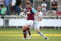 120724 Dartford v West Ham Utd XI