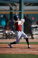 Marcus Smith during the Under Armour All-America Tournament powered by Baseball Factory on January 18, 2020 at Sloan Park in Mesa, Arizona.  (Mike Janes/Four Seam Images)