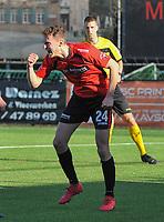 SINT ELOOIS WINKEL SPORT - SC WIJGMAAL :<br /> Dylan Vanhaeren heeft net de 2e goal gemaakt voor Winkel Sport <br /> <br /> Foto VDB / Bart Vandenbroucke