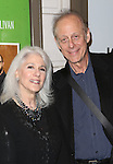 Jamie deRoy and Mark Blum attends the Broadway Opening Night performance of 'The Country House'  at the Samuel J. Friedman Theatre on October 2, 2014 in New York City.
