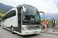 21.05.2014: Ankunft der Deutschen Nationalmannschaft