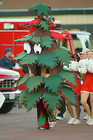 6 September 2003: The 2003 Stanford Tree. The Stanford Cardinal defeated the San Jose State Spartans 31-10 at Stanford Stadium in Stanford, CA  during a NCAA college football game on September 6, 2003.<br />Mandatory Credit: David Gonzales/Icon SMI<br /><br />USAGE: Stanford Athletics internal/promotional usage only. Other third party usage subject to rights fee.