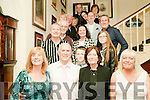 80th Birthday : Mary Griffiths, Gale Cross, Liselton & Tamworth, UK celebrating her 80th birthday with family & friends at the Listowel Arms Hotel on Friday night last.