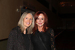 Jacklyn Zeman and sister Carol - 30th Anniversary of the Jane Elissa Extravaganza to benefit The Jane Elissa Charitable Fund for Leukemia & Lymphoma Cancer, Broadway Cares & other charities on October 30. 2017 at the New York Marriott Marquis, New York, New York. (Photo by Sue Coflin/Max Photo)