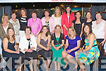 Catherine Burke Farmers Bridge Tralee who celebrated her hen party in the Top Deck restaurant Killorglin on Saturday night front row l-r: Brenda, Joan, Catherine Burke, Geraldine Worrell, Doreen and Siobhain Burke. Back row: Marie Burke, Tess Reilly, Marie Burke, Roseleen Evans, Ann Foley, Dorinda, Patsy Burke, Johnny O'Connell, Evelyn O'Reilly and Joan Burke ...