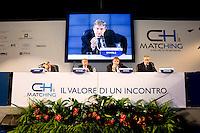 Fiera di Mialno, Matching 2012, incontro di 2.000 piccole e medie  aziende che fanno riferimento alla Compagnia delle Opere, dal 26 al 28 novembre 2012