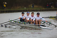 Crew: 5   MC4x   Queens University Belfast (M Taylor)<br /> <br /> BUCS Head 2019 - Sunday<br /> <br /> To purchase this photo, or to see pricing information for Prints and Downloads, click the blue 'Add to Cart' button at the top-right of the page.