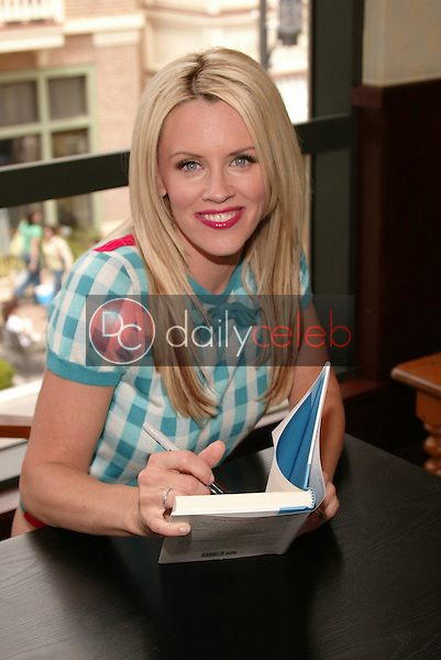 """Jenny McCarthy<br /> at an in-store signing for her book """"Baby Laughs,"""" Barnes & Noble, The Grove, Los Angeles, CA 05-07-05<br /> David Edwards/DailyCeleb.Com 818-249-4998"""