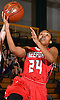 Phalan Smith #24 of Freeport drives to the hoop during the Nassau County varsity girls basketball Class AA semifinals against Baldwin at LIU Post on Saturday, Feb. 25, 2017. Baldwin won by a score of 54-36.