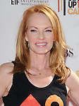 Marg Helgenberger at Stand Up to Cancer held at Sony Picture Studios in Culver City, California on September 10,2010                                                                               © 2010 Hollywood Press Agency