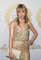 PASADENA, CA - FEBRUARY 9: Brooke Nevin, at the Hallmark Channel and Hallmark Movies &amp; Mysteries Winter 2019 TCA at Tournament House in Pasadena, California on February 9, 2019. <br /> CAP/MPI/FS<br /> &copy;FS/MPI/Capital Pictures