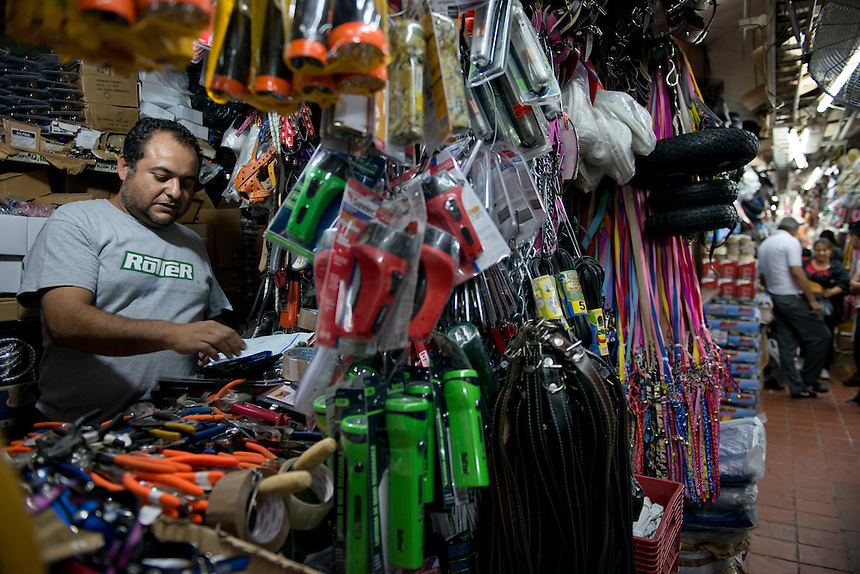 Luis Martin Cervantes Lupercio. Hardware store owners in Guadalajara, Jalisco,  Mexico