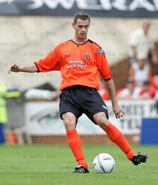 David McCracken, Dundee Utd.stock season 2004-2005.pic willie vass