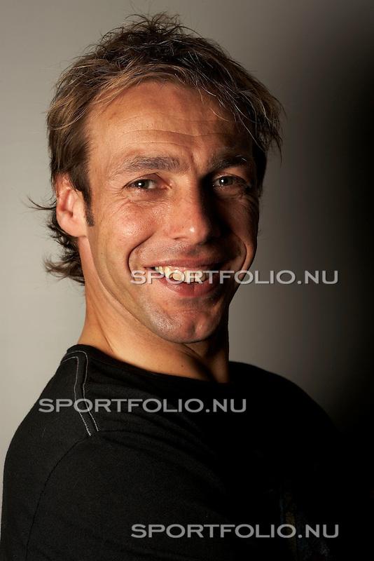 Nederland, Heerenveen, 14 maart 2007 .Paul Bosvelt .Profvoetballer bij SC Heerenveen .Seizoen 2006-2007