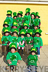 LITTLE: Little St Patricks who marched in the Ballyheigue St Patrick's Day Parade on Monday they were: Sarah Kearney,Jade Daughton,Emma Woods,Daniel O'Loughlin,David Griffin,Peter O'Sullivan, Eric Walsh,Shane O'Connell,Niall Griffin,Luke Bowler, Caoimhe Flahive,Gemma Duggan,Denis Lynch,Emma Woods,Peter Fitzgerald,Erica Moriarty and Muris Harty....   Copyright Kerry's Eye 2008