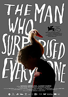 The Man Who Surprised Everyone (2018)<br /> (Chelovek, kotoryy udivil vsekh)<br /> POSTER ART<br /> *Filmstill - Editorial Use Only*<br /> CAP/MFS<br /> Image supplied by Capital Pictures