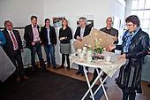 Bijeenkomst afsluiting werkzaamheden Veenpolders bij Echten en Oosterzee