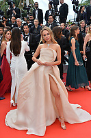 "CANNES, FRANCE. May 19, 2019: Kimberley Garner  at the gala premiere for ""A Hidden Life"" at the Festival de Cannes.<br /> Picture: Paul Smith / Featureflash"
