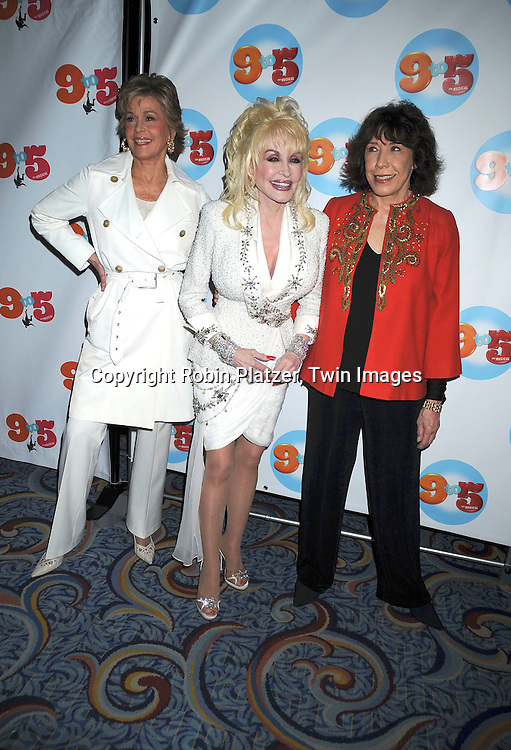 Jane Fonda, Dolly Parton & Lily Tomlin
