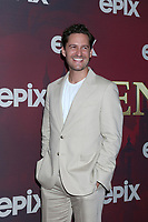 "LOS ANGELES - JUL 24:  Ben Aldridge at the ""Pennyworth"" Premiere at the Harmony Gold Theater on July 24, 2019 in Los Angeles, CA"