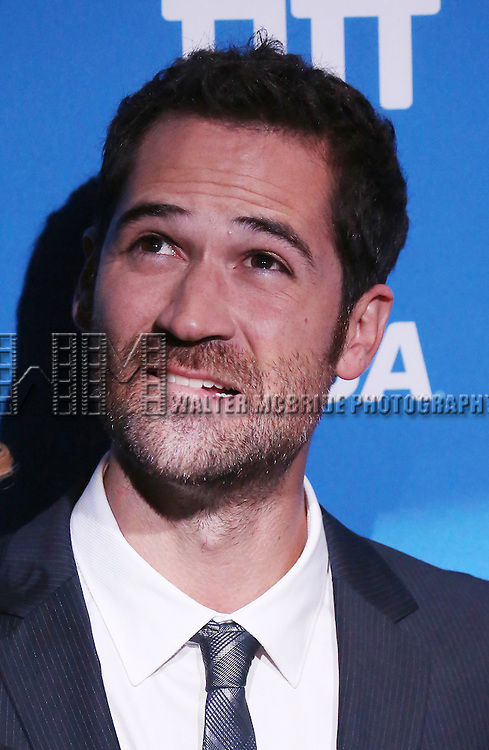 Manuel Garcia-Rulfo attends 'The Magnificent Seven' press conference during the 2016 Toronto International Film Festival at TIFF Bell Lightbox on September 8, 2016 in Toronto, Canada.