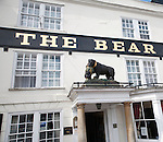 The Bear hotel Devizes, Wiltshire, England